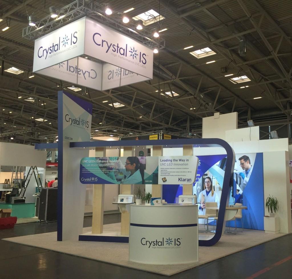 exhibition stand builder Expopharm 2019 Dusseldorf