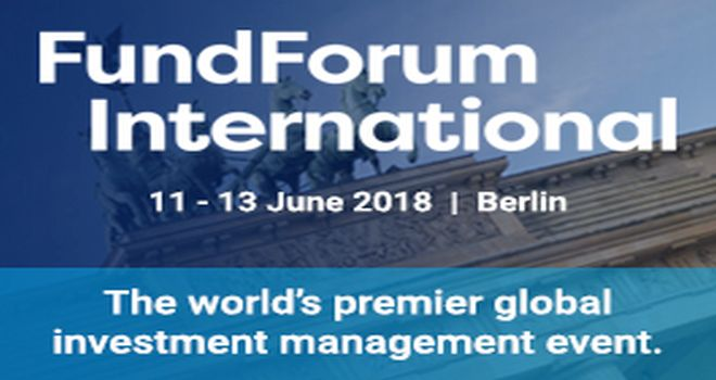 Fund Forum Internatonal 2018 Berlin exhibition stand builder