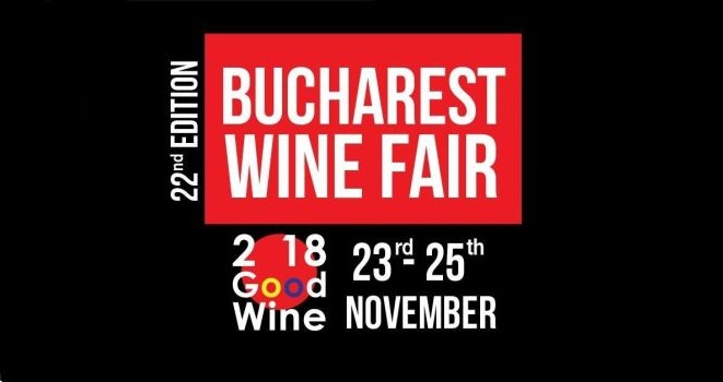 GoodWine 2018 - Autumn Edition - Bucharest