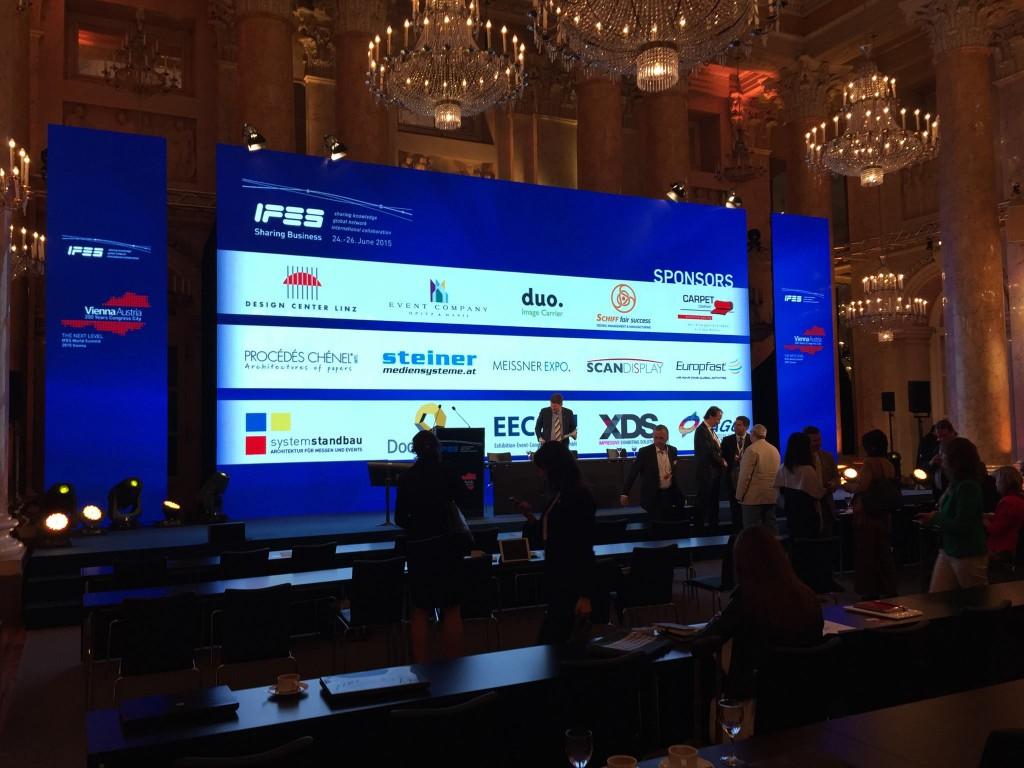 IFES - Sharing Business - 24- 26 June- Vienna-Austria - img1