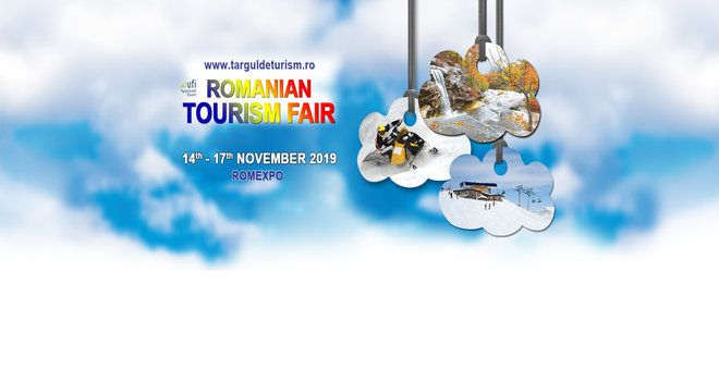 Romanian Tourism Fair II 2019 Bucharest