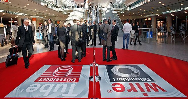 wire and tube 2018 dusseldorf