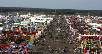 xds agro show bednary