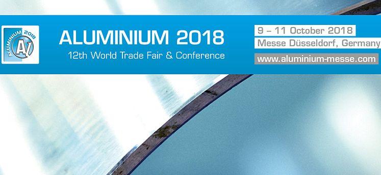 aluminium 2018 Dusseldorf exhibition stand builder