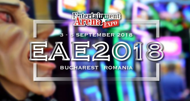 Entertainment Arena Expo 2018 exhibition stand builder