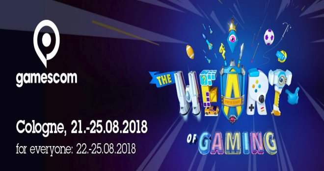 exhibition stand builder Gamescom 2018