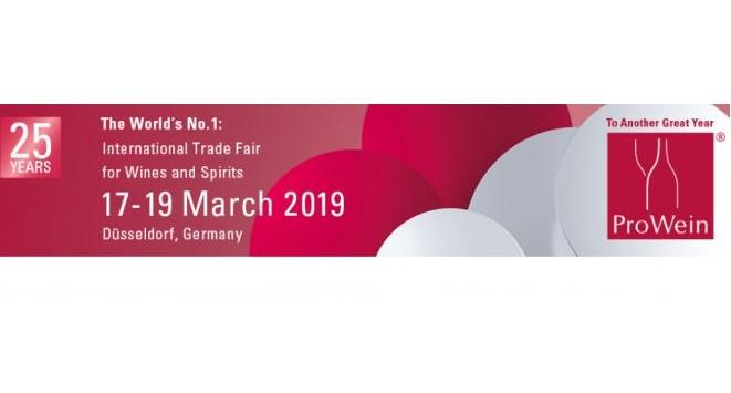 ProWein 2019 Dusseldorf